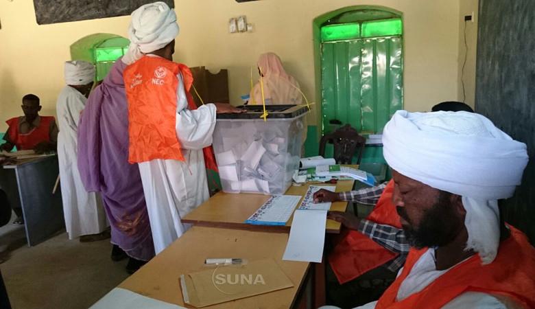 انتخابات السودان 5