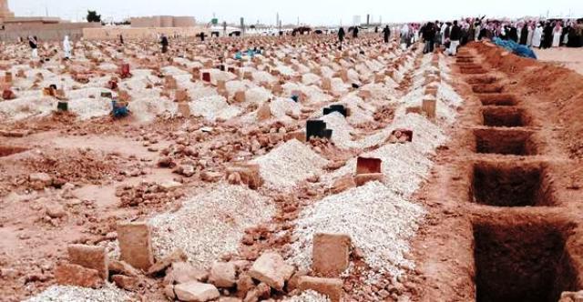 Photo of خلال يوم واحد في الرياض.. الصلاة على 109 جنائز