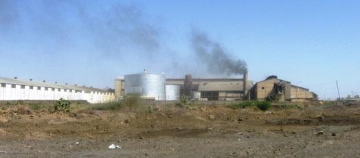 مصنع سكر الجنيد