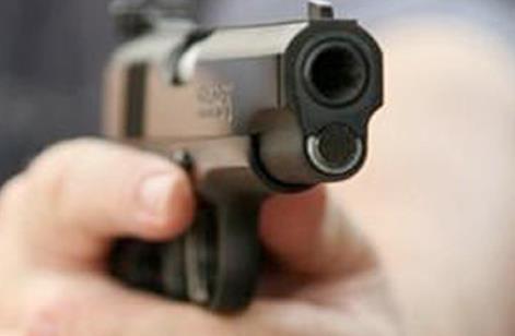 طلق ناري مسدس رصاص سلاح