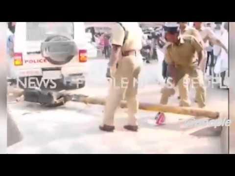Photo of مقتل 9 طلاب جراء اصطدام سيارة بمبنى مدرسة في الهند