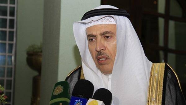 السفير السعودي بالخرطوم