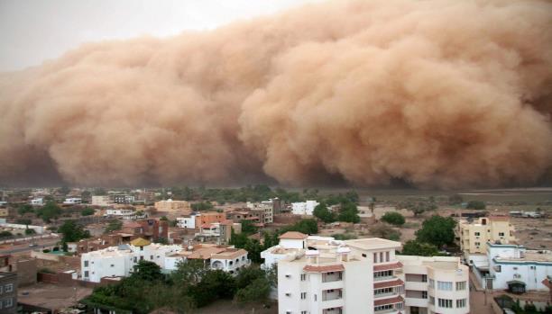 Photo of توقعات بأن تسود رياح مثيرة للغبار في البلاد
