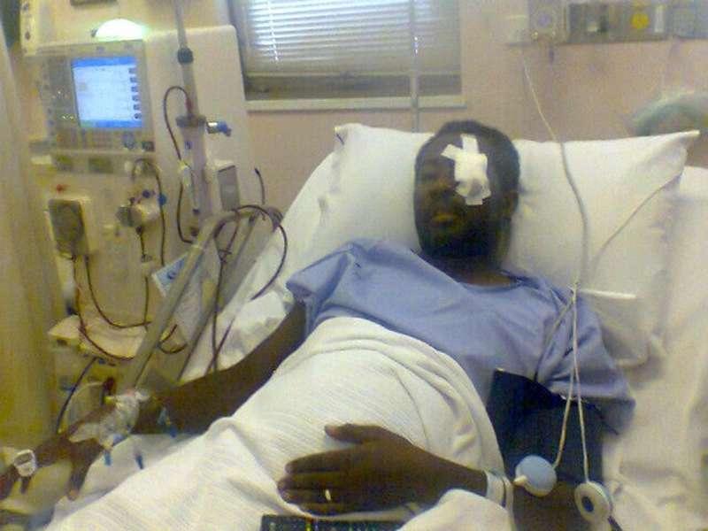 Photo of سوداني يفقد بصره بسبب خطأ في التشخيص بمستشفى سعودي ..والهيئة تكتفي بإنزار المستشفى فقط