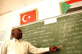 "Photo of اتفاق على إنشاء مدرستين لوقف ""معارف"" التركي بولايتين سودانيتين"