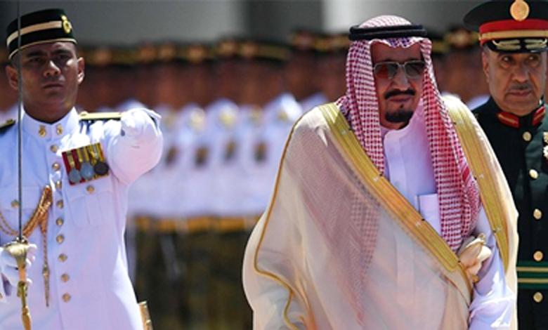 الملك سلمان يرفع العلم السعودي على جزيرتي تيران وصنافير خلال أيام سودافاكس
