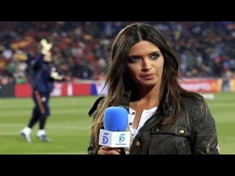 Photo of سارة.. مذيعة تسببت بخسارة إسبانيا في المونديال