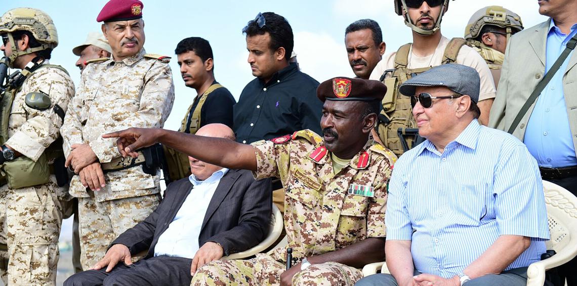 Photo of متحدث التحالف يفجر مفاجأة بشأن المشكلة مع القوات السودانية في اليمن