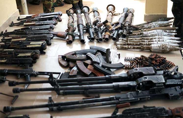 Photo of تهريب السلاح إلى السودان استهداف لزعزعة الوضع الأمني و الحكومة تضع خطة لجمعه