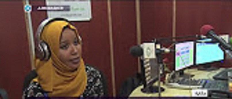 Photo of بالفيديو : نساء سودانيات يقررن الهروب إلى العالم عبر إذاعة على الانترنت