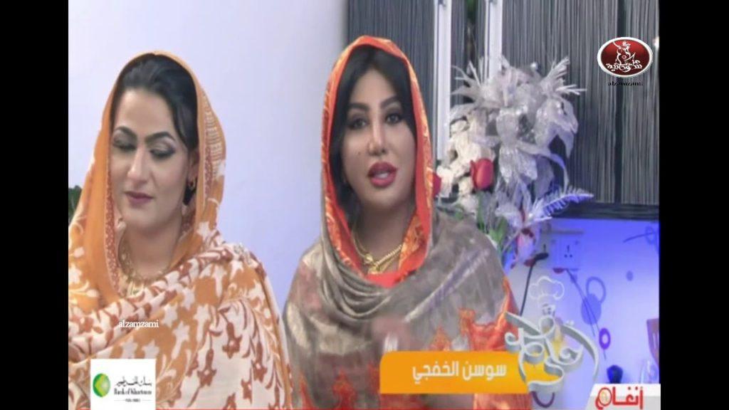 Photo of بالفيديو : والدة لوشي تمدح مع الشيخ أبو طاقية