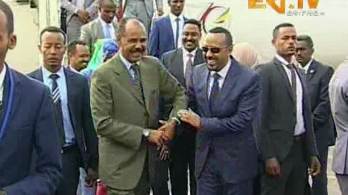 """Photo of """"جهات خارجية""""… أول تعليق لآبي أحمد على الاحتجاجات العنيفة التي تجتاح إثيوبيا"""