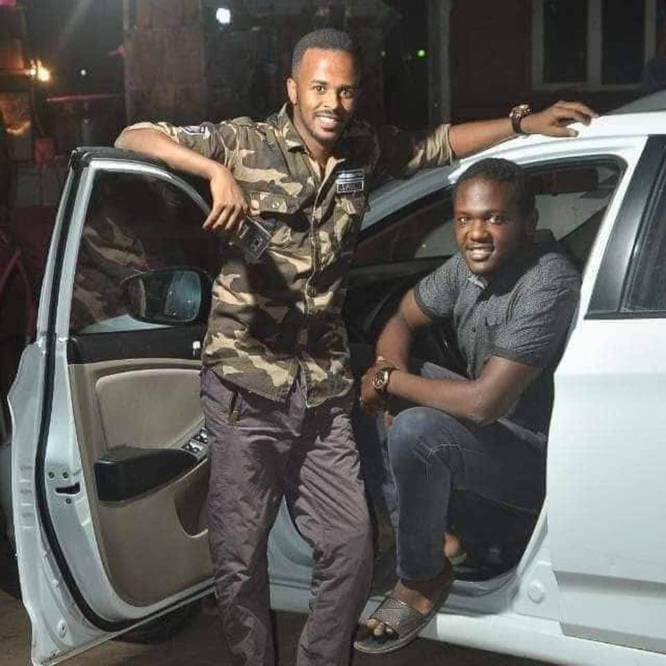 المتهمين في قتل السودانيين