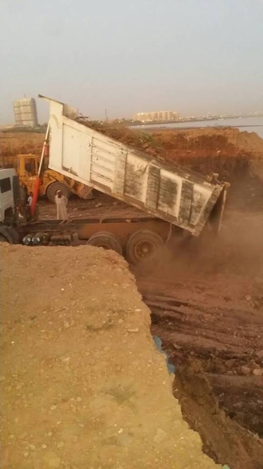 Photo of العثور على (13) مقبرة أثناء حفر (ساس)