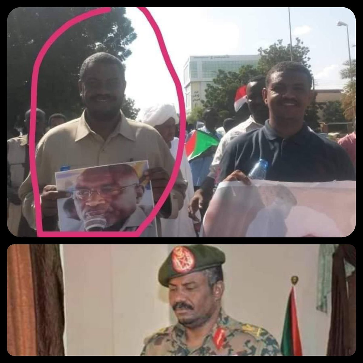 Photo of عاجل: القاء القبض على اللواء الهارب انس عمر