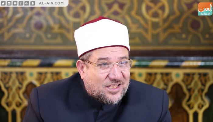 "Photo of وزير الأوقاف المصري : علامة الصلاة ""حساسية في الجلد"" ولا علاقة لها بالآية الكريمة"